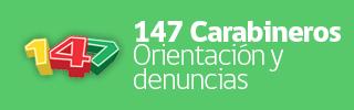 Fono niños 147 de Carabineros: Orientación y denuncias