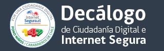 Decálogo de Ciudadanía Digital e Internet Segura