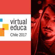 "Ignacio Carrasco ""DimeNacho"", en Virtual Educa Chile 2017"