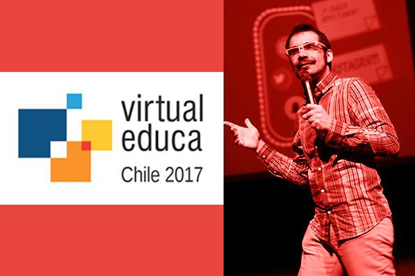 nicolás copano en virtual educa Chile 2017